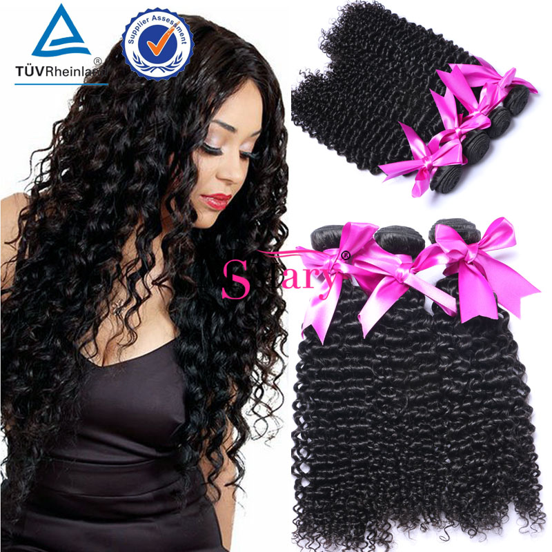 New Hair Styles Unprocessed Virgin Brazilian Kinky Curly Braid in Remy Human Hair