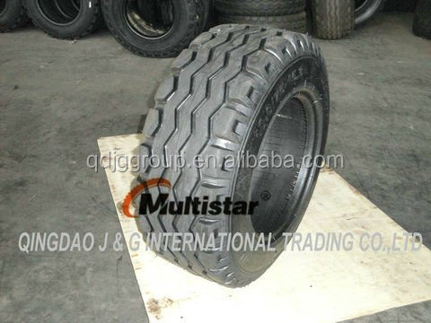 Agricultural Farm Trailer Tire 10.0/75-15.3, 10.0/75-15.3 Tire for Trailer