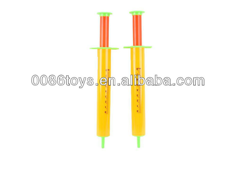 Injection Syringe Shape Water Gun Toys R US Water Gun Tube