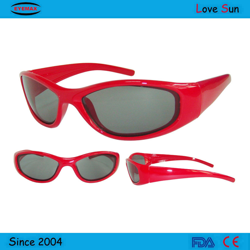 Plastic latest models kids sunglasses made in wenzhou china