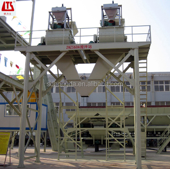Excellent Performance! HZS/HLS60 Concrete Mixing Plant on Sale