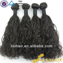 Unprocessed Vrigin human hair roman wave