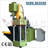 Wanqi XY32-500 Scrap Brass Extruder Making Briquette from Copper Waste