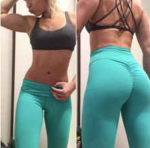 newest popular hot selling yoga army scrunch butt flattering legging