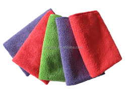 Hot sale car washing and cleaning drying microfiber towels