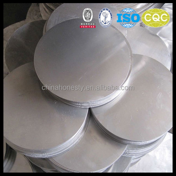 high quality aluminum circle 5754H34 for kitchenware