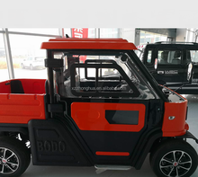 new 60V 3.5KW Electric truck 2017 /electric pickup (2 seats) with strong body/new car price made in china