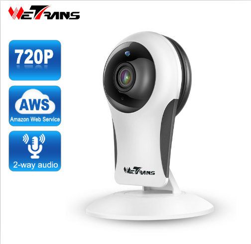 Low Price High Quality Home wireless HD 720P Support P2P Could Storage Amazon Web Service Indoor Infared Wifi IP Camera TR-GX120