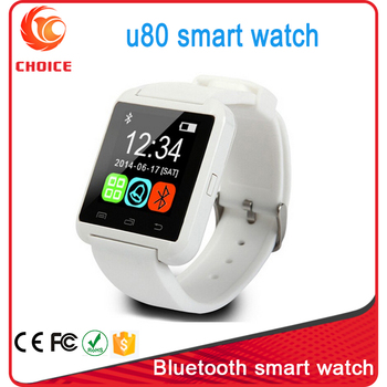 2016 U8 smart watch phone for samsung galaxy gear with pedometer