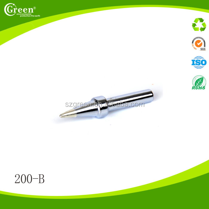 Green 200 Series Soldering Tip 200-B For Quick Station