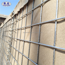 Chinese Supplier Hesco bastion price flood barrier control military sand wall hesco barrier