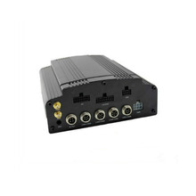 School bus 8 channel HDD mobile car <strong>DVR</strong> recorder with 4G GPS WIFI optional