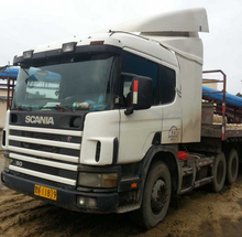 Used Scania Truck 114 113 for sale