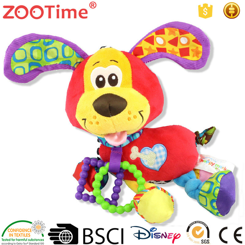 Free sample china import custom plush dog toy fast delivery