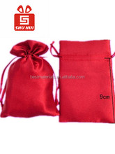Best selling satin hair bag shoes dust cover bag drawer parfume gift box
