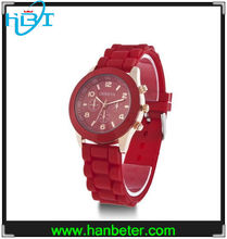 3atm Water Proof Geneva Watch Pass CE & ROHS