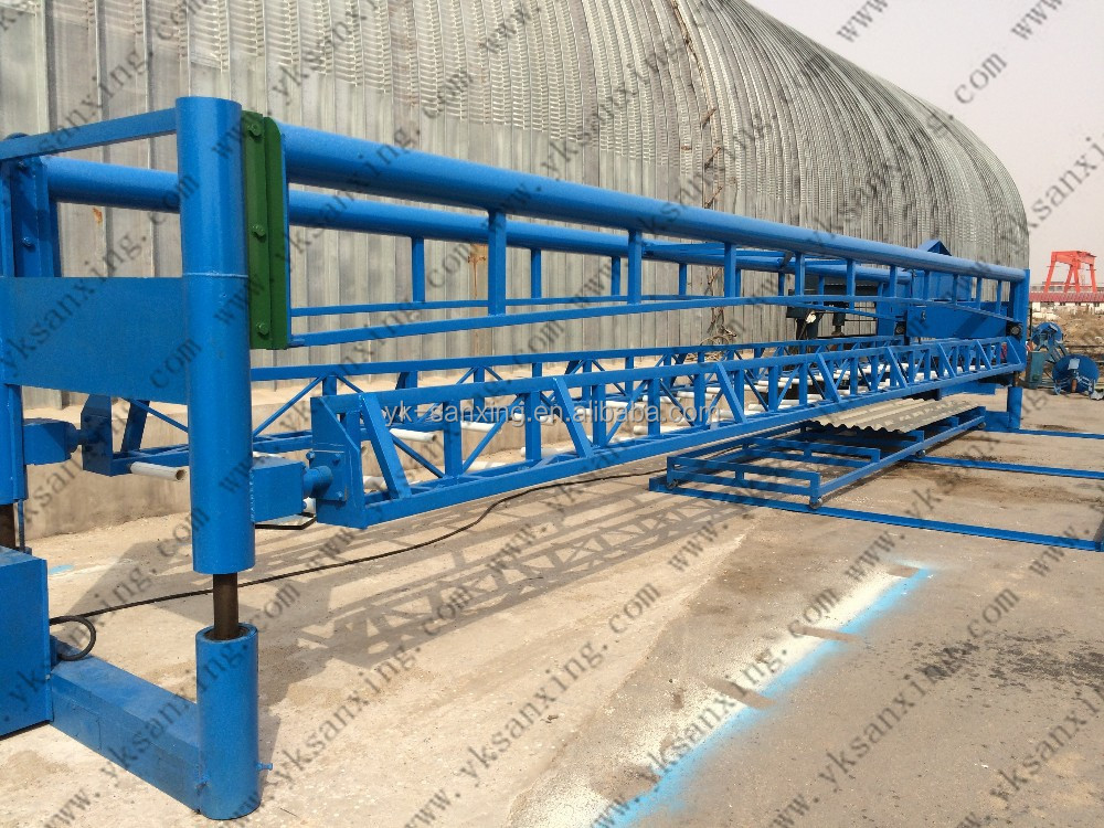 Automatic Roof Panel Stacker/Steel roof Stacking machine