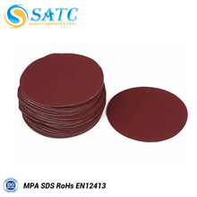 100 mm Hook and Loop Abrasive Sand Paper Disc
