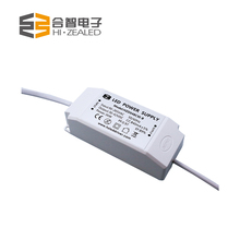 Low THD low ripple constant current 20w-50w driver for led light