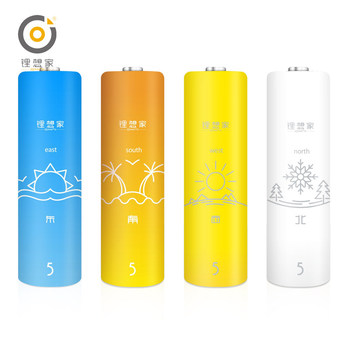 EVE Battery Lithium Primary Lithium Iron Disulfide Batteries 4pcs FR6 AA 1.5V 3000mAh Battery