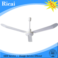 Max Performance High Velocity CE CB ceiling fan wall control