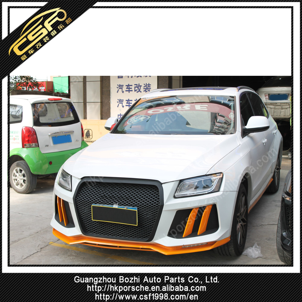 Unforgetable body kit for Audi Q5 in LD style with PRT