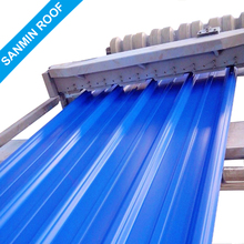 Weather Resistant Corrugated Plastic Roofing Sheet Bulk Buy from China