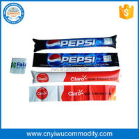 New selling attractive style promotional biodegrable noise make sticks