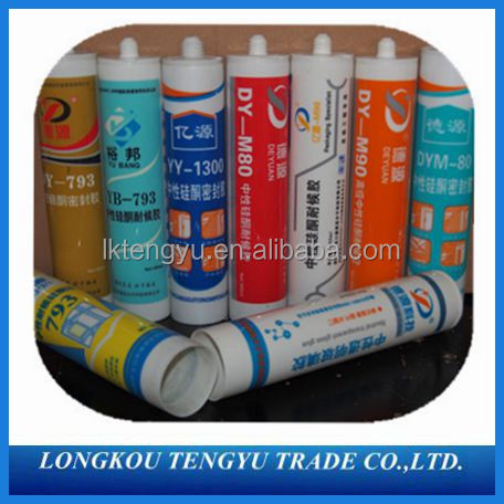 waterproof,curtain wall,Neutral weather resistance silicone sealant