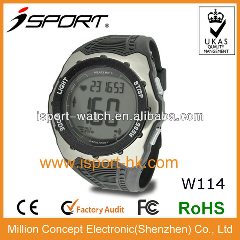 vogue high-quality fitness 5.3khz polarr heart rate watch