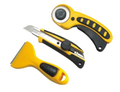 45mm rotary cutter , safety cutter, cleaning scraper decoration tool set