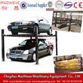 4 post Automatic smart car parking syste, CAR LIFTS