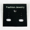 Factory Sales Plastic Jewelry Accessory Earring Storage Card