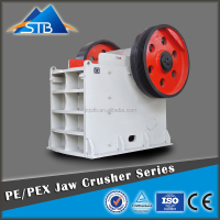 Jaw Crusher Processing Granite