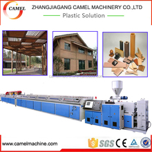 PVC WPC door board extrusion machine/production line