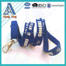 2016 Colorful high quality silk printed mobile phone tube lanyard