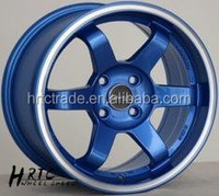 Forged Auto Parts Replica alloy wheel 12-26inch bright blue
