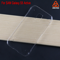 Chinese brand mobile phone for Samsung Galaxy S5 Active clear plastic case