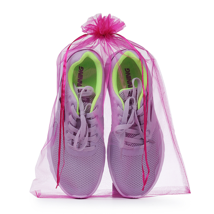 Promotion Custom Multi-function Can For Travel Printed Drawstring Shoe <strong>Bag</strong>