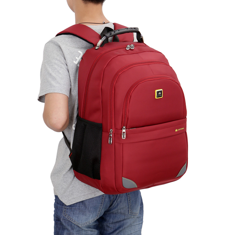7016 LEIMANDE 15.6 inch laptop useful leisure polyester backpacks manufacturers China