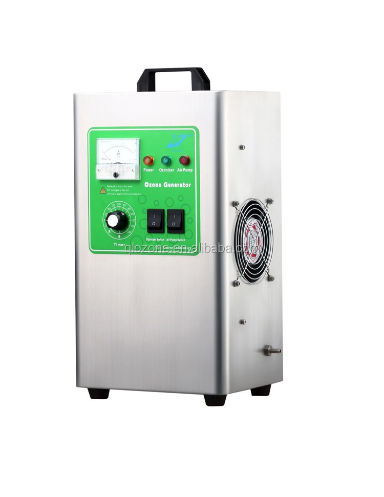 2G,3G,5G/H Portable Cold plasma ozone generator for Air Water Sterilizer