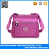 Wholesale online latest ladies washing nylon messenger bag shoulder bag