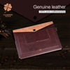 Guangzhou Factory Luxury High Quality Genuine Leather Case For Ipad from Hunta Factory