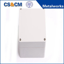 IP66 plastic junction box outdoor waterproof electrical enclosure