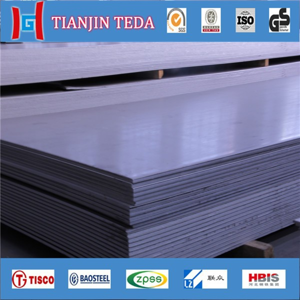 2mm thick astm a240 304 Stainless Steel Divided Plate