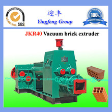 Best JKR Vacuum Extruder Auto Fully Automatic Burned Fired Green Red Mud Soil Clay Brick Making Machine