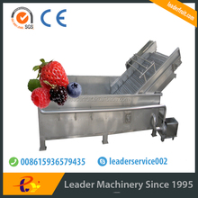 Leader showering type washer machine with capacity of 1-3t/h