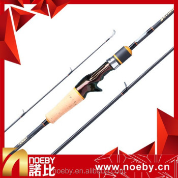 NOEBY IM-8 graphite blanks freshwater bass fishing rod baitcasting rod