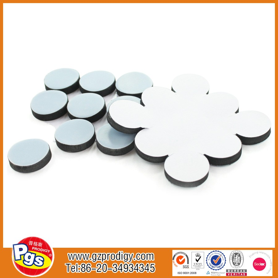 plastic chair glides/furniture slider pad/teflon glides