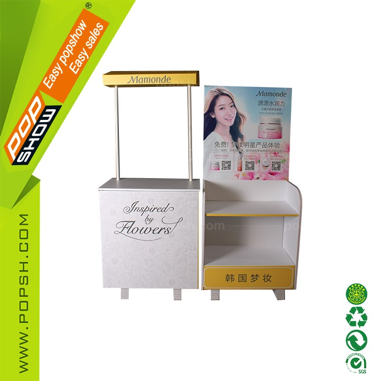 2016 most popular sanitary napkin display card with best quality and low price